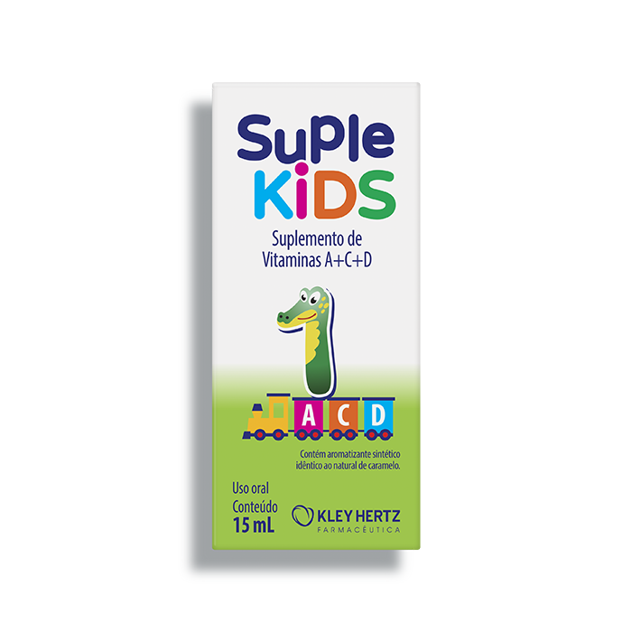 Suple Kids A,C,D