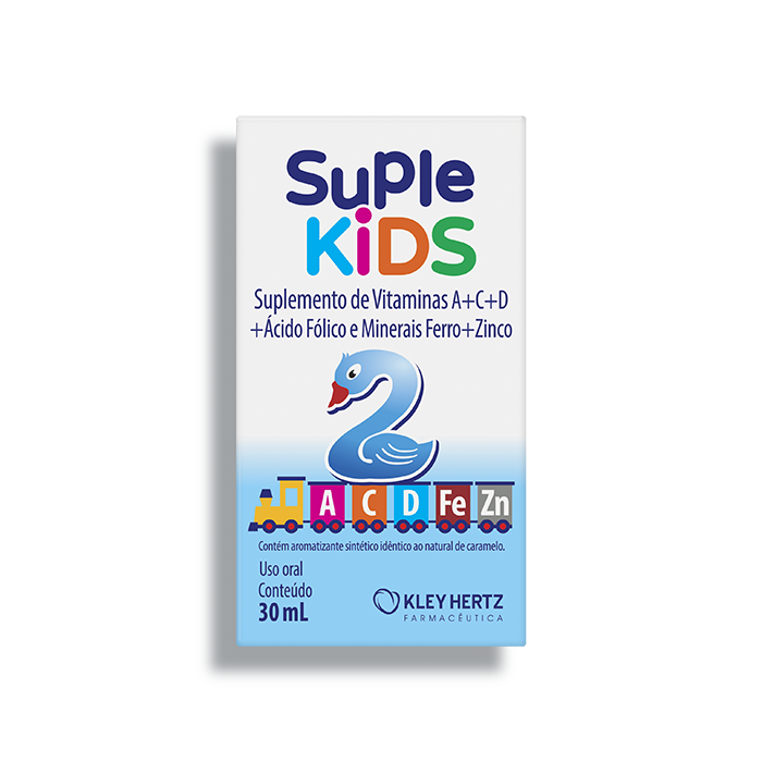 Suple Kids A,C,D,Fe e Zn 30ml